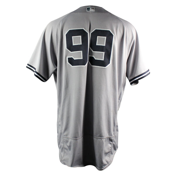 Aaron Judge New York Yankees 2018 Road Game Used  99 Jersey (5 23 2018 –  Steiner Sports 3fc2c776bca
