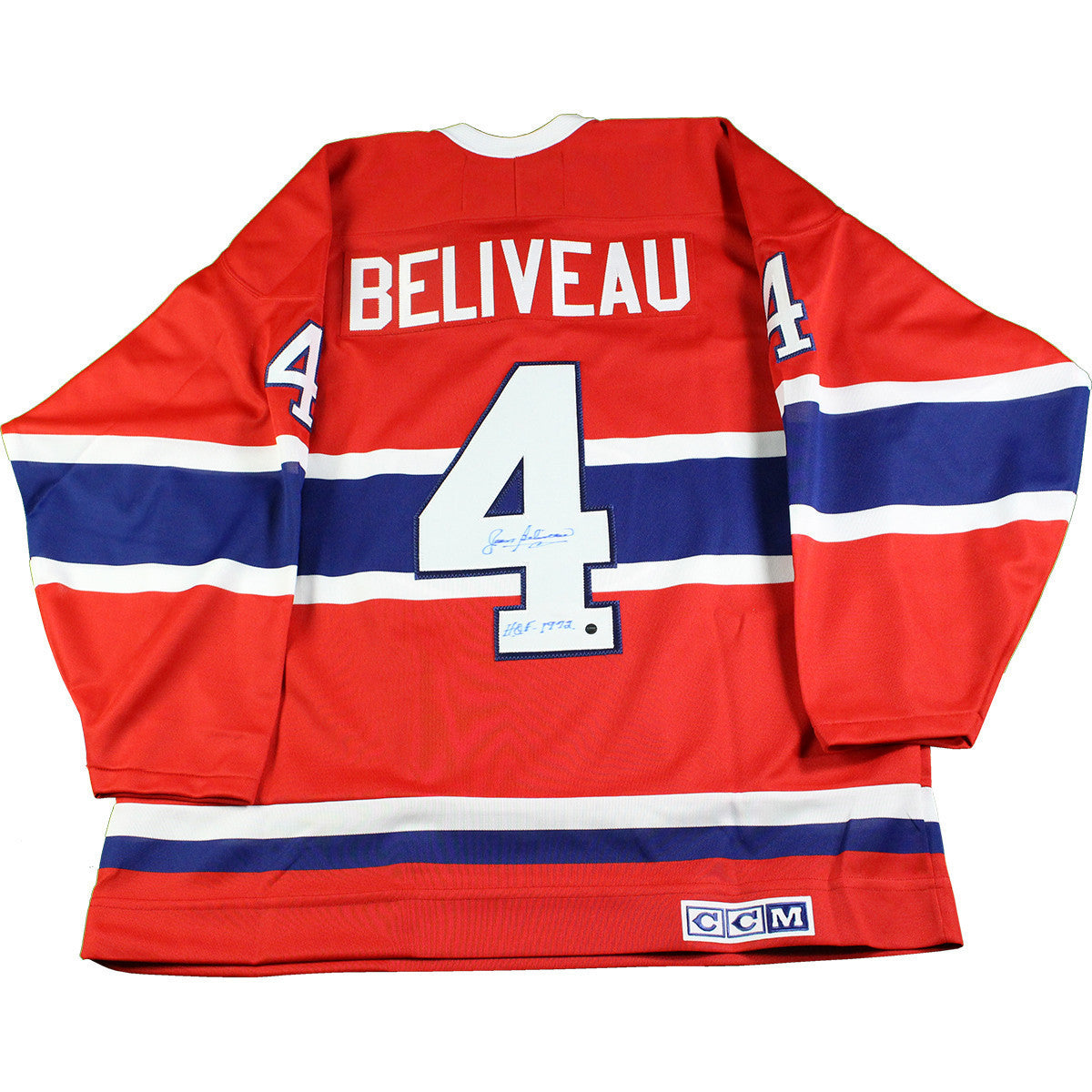 Montreal | Canadien | Replica | Jersey | Jean | Sign