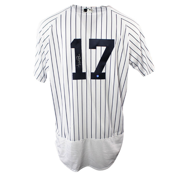 b2f37f8e341 Aaron Boone New York Yankees Signed Authentic Pinstripe Jersey – Steiner  Sports
