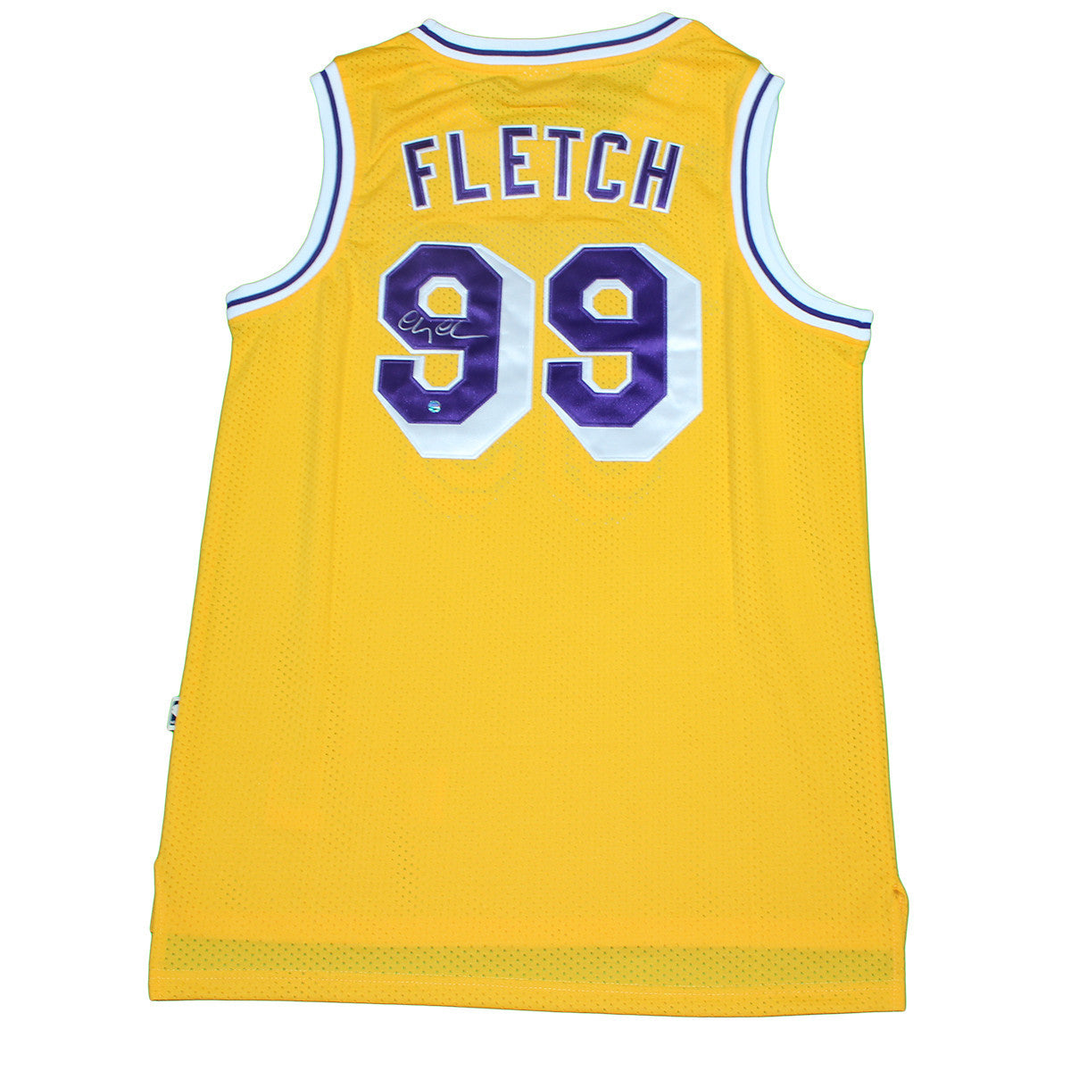 8c1435b744b5 Chevy Chase Signed Fletch Los Angeles Lakers Jersey ...