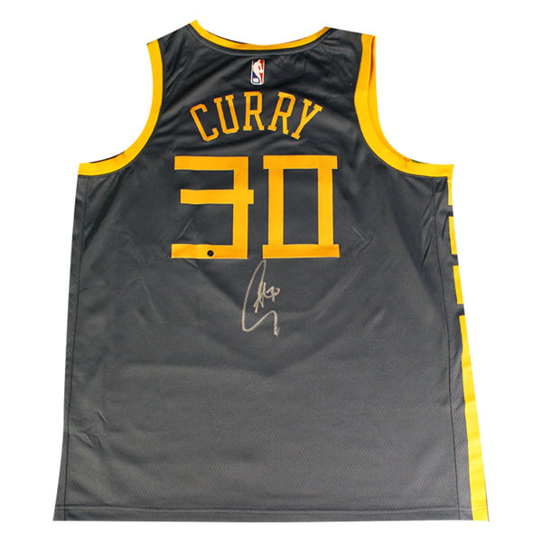 91275e5d342 Stephen Curry Signed Golden State Warriors Nike Dri-FIT Men's Chinese  Heritage 'The Bay' City Edition Swingman Jersey - Indigo (On Court Style  with Rakuten ...