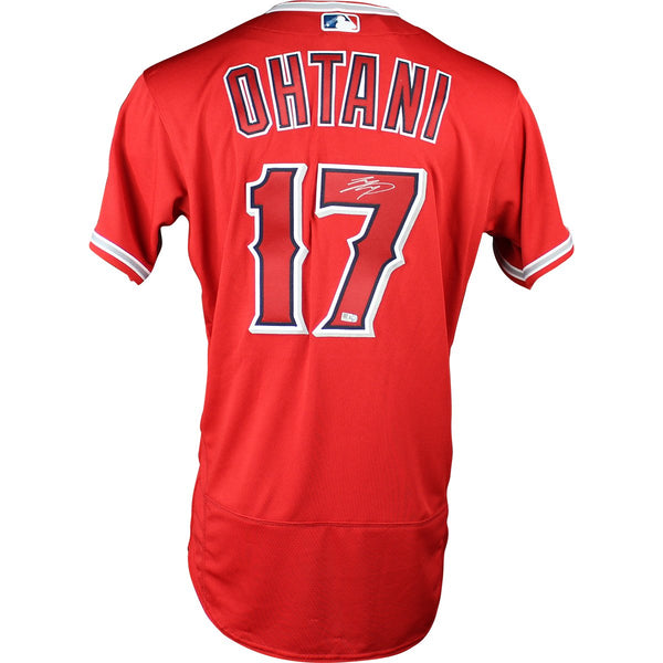 Shohei Ohtani Signed Los Angeles Angels of Anaheim 2018 Authentic Scar –  Steiner Sports 7708263c0