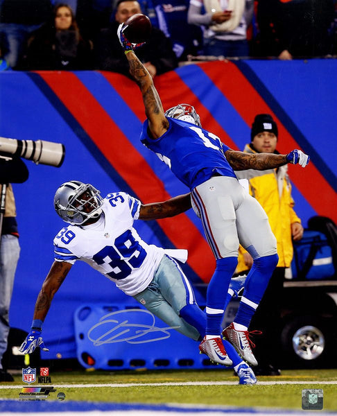 WHAT IS ODELL BECKHAM VERTICAL