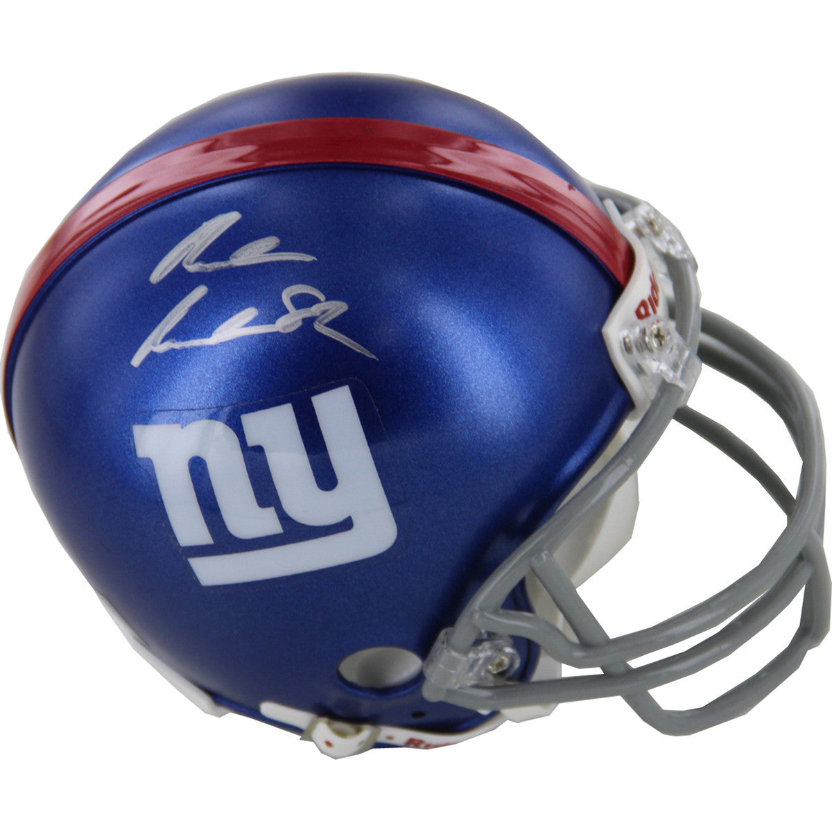 Rueben Randle Signed Giants Replica Mini Helmet ... 33539af4f