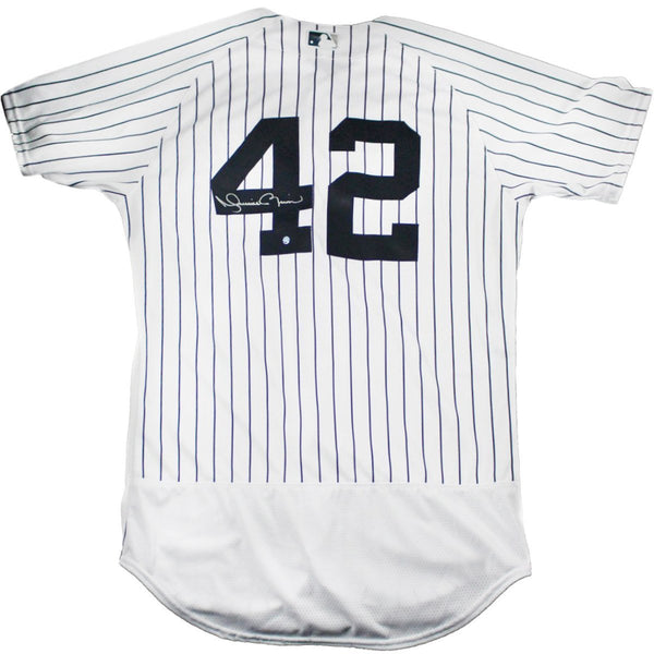 5d57c0c210e Mariano Rivera Signed New York Yankees Authentic Flex Base Pinstripe J – Steiner  Sports