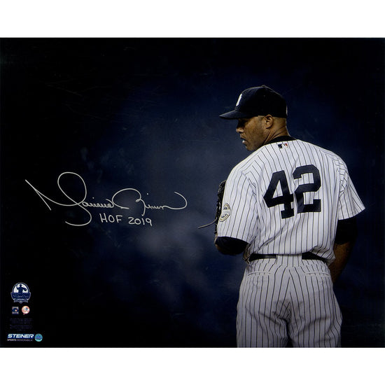 sports shoes 193bd e8545 Mariano Rivera Inscribes Limited Edition Photo with All ...