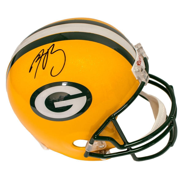 Aaron Rodgers Signed Green Bay Packers Full Size Replica Helmet – Steiner  Sports 247824767