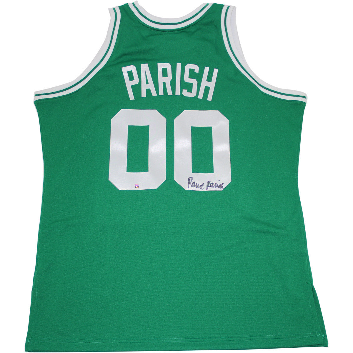 d3279713e81 Robert Parish Signed 1987-88 Boston Celtics Authentic Jersey ...