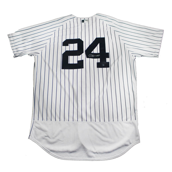 0f0bbd6d329 Gary Sanchez New York Yankees Signed Authentic Flex Base Pinstripe Jer – Steiner  Sports