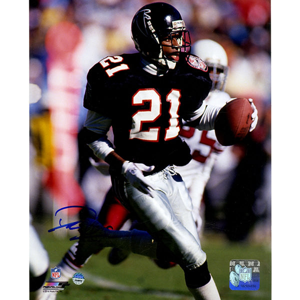 Deion Sanders Signed Atlanta Falcons 8x10 Photo – Steiner Sports 4b3e0e296
