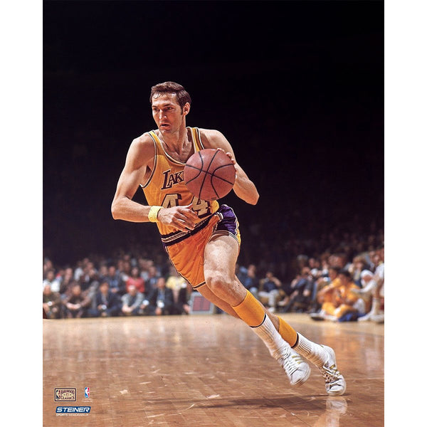 4aa4e9a5e7a Jerry West Los Angeles Lakers 1970 Finals 8x10 Photo (81449416) – Steiner  Sports