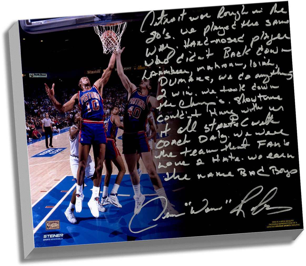 Larry Brown Signed Floorboard Detroit Pistons Basketball Nba Champions Coa Complete Range Of Articles Basketball