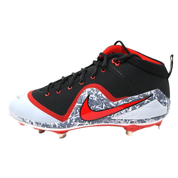 8c9556a0aa8d Los Angeles Angels Of Anaheim Mike Trout Autographed Game Model Nike Force  Zoom Trout – Steiner Sports