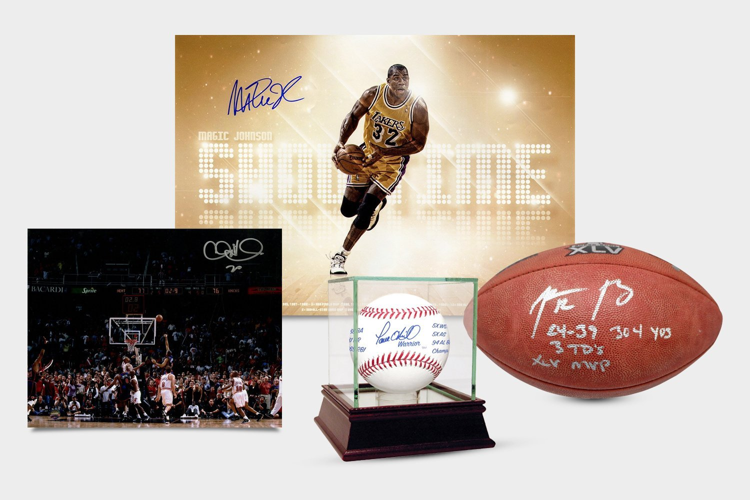 Steiner Sports | Sports Memorabilia, Autographed Sports Collectibles ...