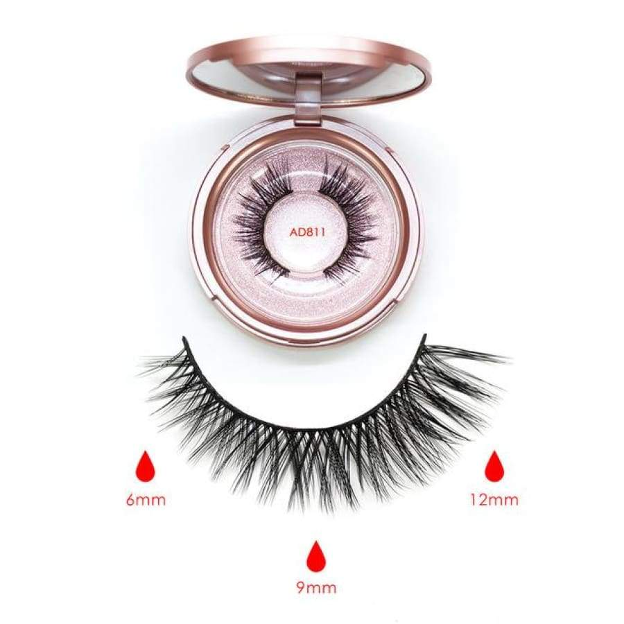 Magnetic Eyelash & Eyeliner kit