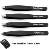 SuchATweeze 4 Tip Tweezer Set