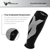 KT Calf Compression Sleeves