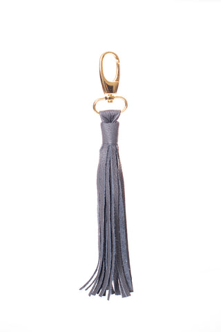 Limited Edition Grey Tassel
