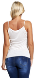 Shirts & Tops, Cami Strap Vest Top - Pack of 2 - IkoChic