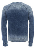 JACHS NY - Crewneck Sweater - Acid Wash
