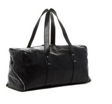 PX CLOTHING 'DEREK DIAGONAL DUFFLE BAG'