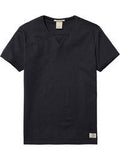 Scotch & Soda - Classic T-Shirt - Regular Fit - Grey