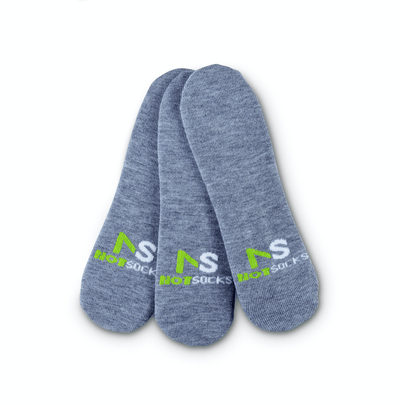 NotSocks Adult Insole Covers ONLY (3-Pack)