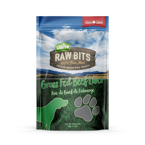 Grass Fed Beef Liver Treats