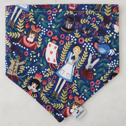 Allice in Wonderland Bandana