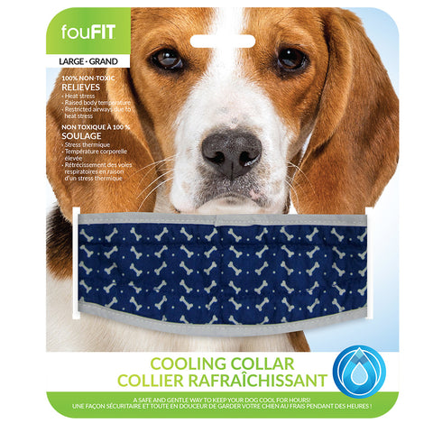 Cooling Collar - Blue