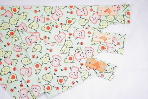 Avocado Toast Bandana