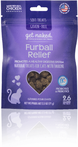 Grain Free Furball Relief Cat Treat