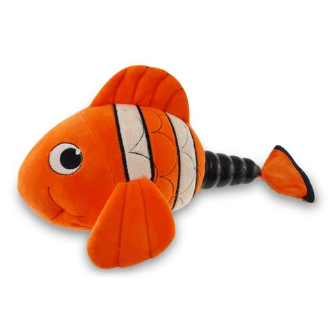 Hush Plush Clown Fish Toy