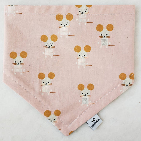 Mousy Reversible Bandana