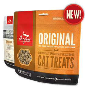 Orijen Alberta Original Freeze-Dried Cat Treat