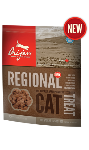 Orijen Regional Red Freeze-Dried Cat Treat