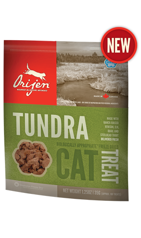 Orijen Tundra Freeze-Dried Cat Treat