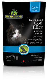 Freeze Dried Cod Filet for Cats