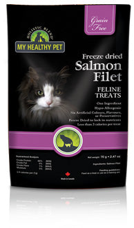 Freeze Dried Salmon Filet