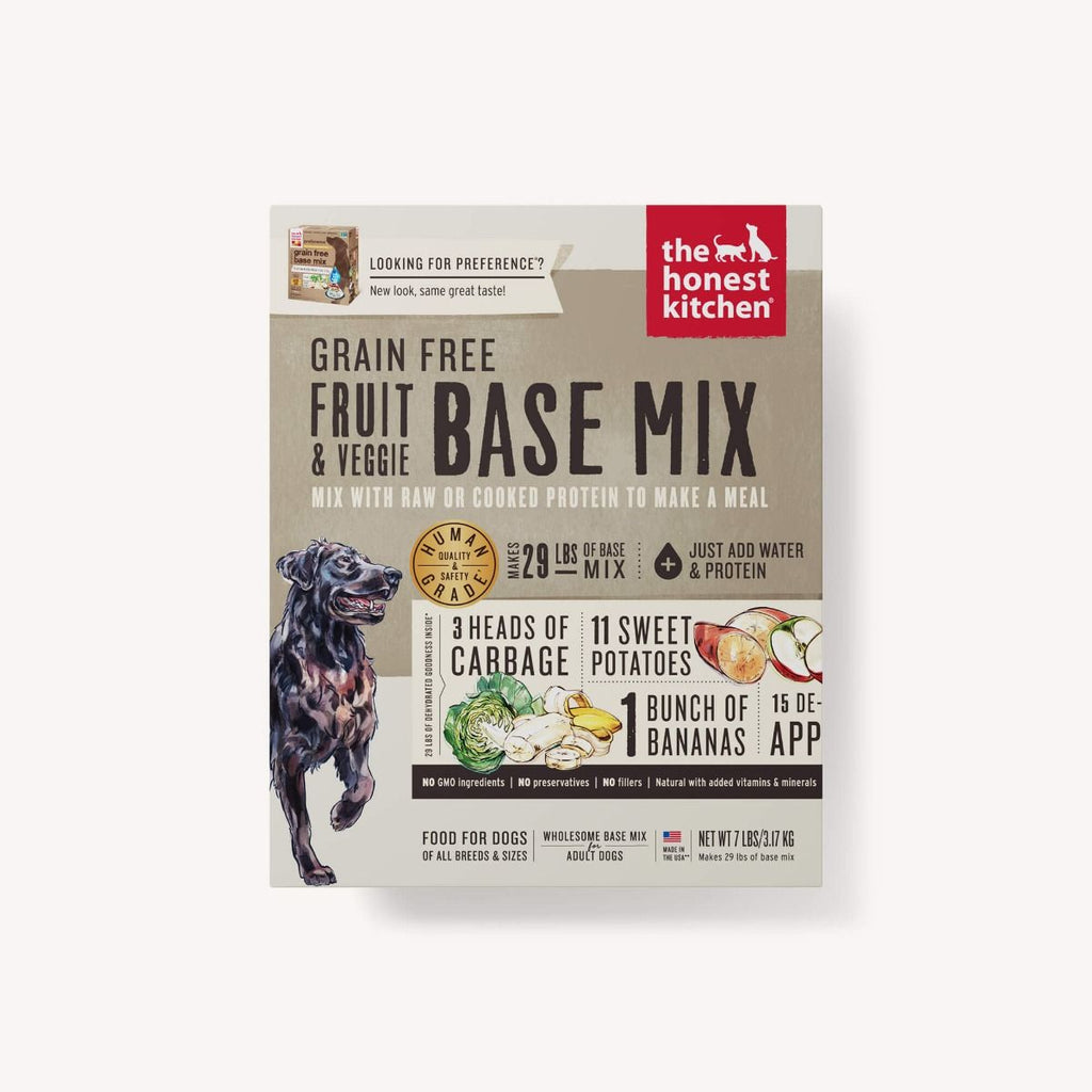 Grain Free Base Mix (Preference)