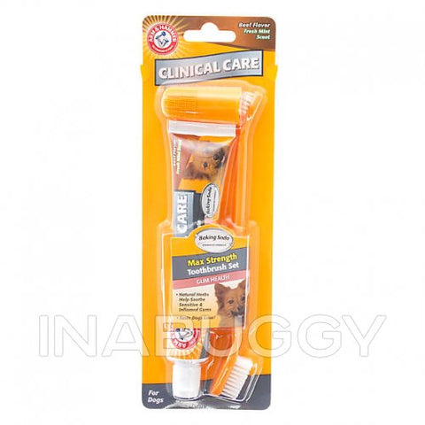 Arm & Hammer Plaque Control Kit for Dogs