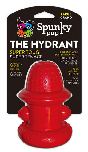 100% Natural Rubber Fire Hydrant