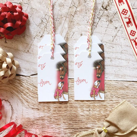 Gift Tags - Warm Friendship