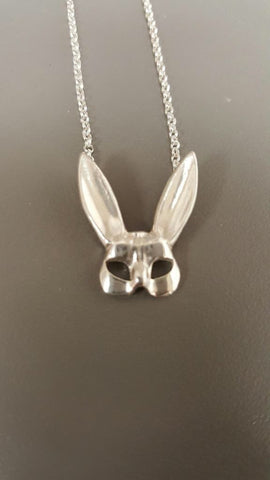 Bunny Mask Pendants