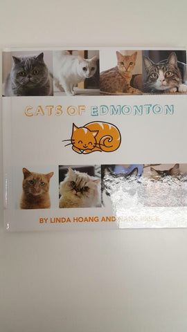 Cats of Edmonton Book