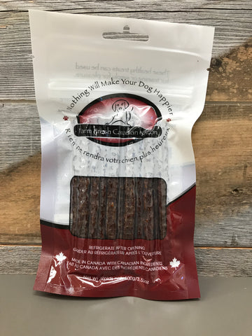 Canadian Bacon Treats for Dogs