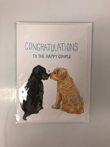Greeting Card - Doodle Love