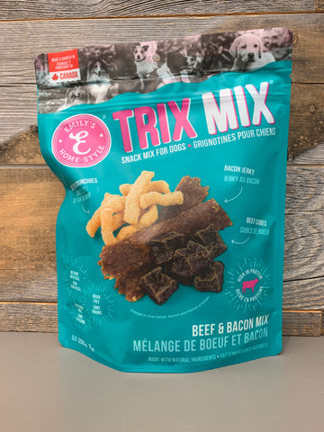 Trix Mix - Beef & Bacon