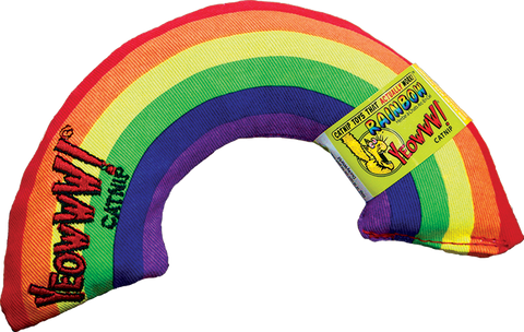 Rainbow Catnip Toy