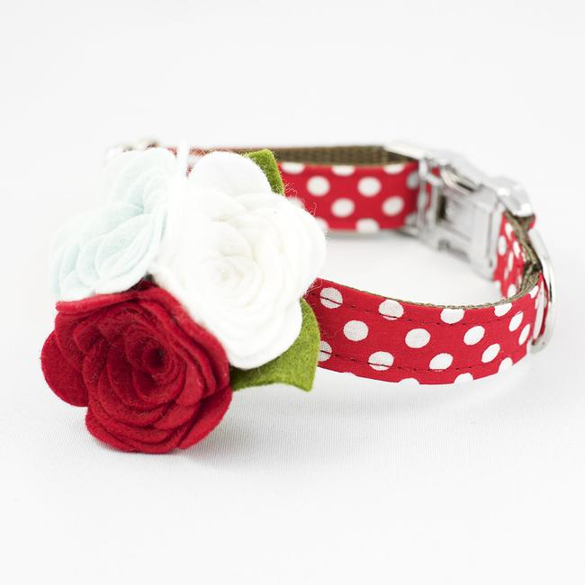 Red Sea Flower Collar